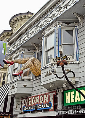 Something To Find Only The In The Haight Ashbury Poster