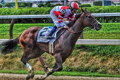 Songbird W Mike Smith Poster