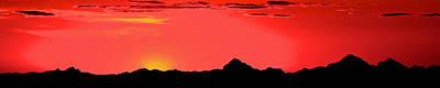 Sonoran Sunset  Poster