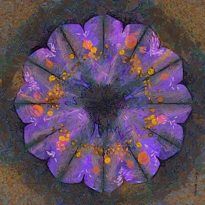 Sorosphere Nude Flower  Id 16165-050111-29040 Poster