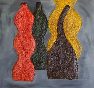 Sorted Vases Poster