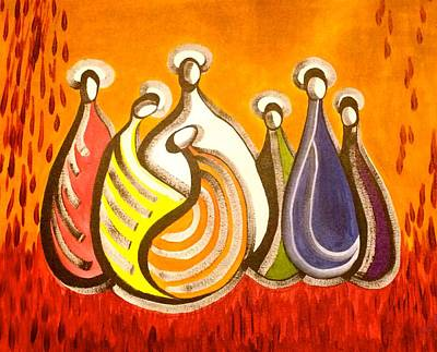 Soul Sisters Poster by Simran