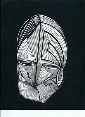 Sour Jini Alien Poster by Dennis Caruso