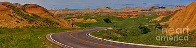South Dakota Scenic Drive Poster