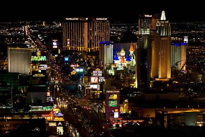 South Las Vegas Strip Poster