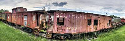 Southern Railroad Poster