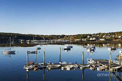 Southwest Harbor Maine Poster