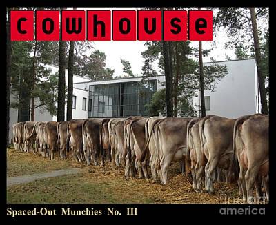 Spaced-out Munchies No. IIi Poster by Geordie Gardiner