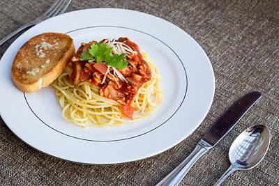 Spaghetti #1 Poster