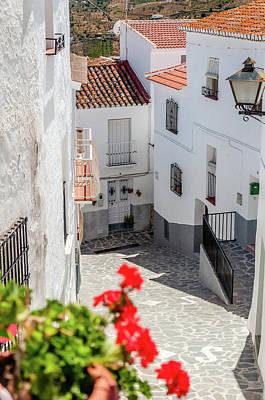 Spanish Street 3 Poster