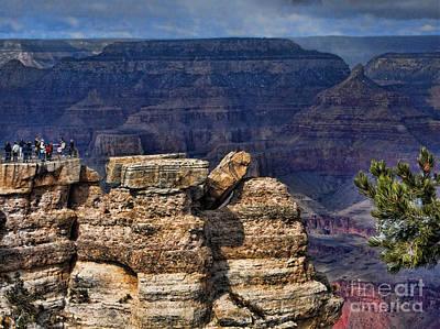 Poster featuring the photograph Spectacular Grand Canyon by Roberta Byram