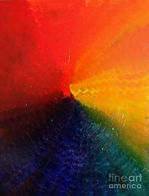 Spectral Spiral  Poster
