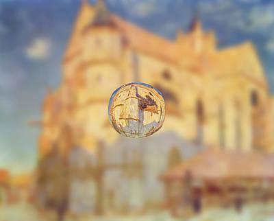 Sphere 22 Sisley Poster by David Bridburg