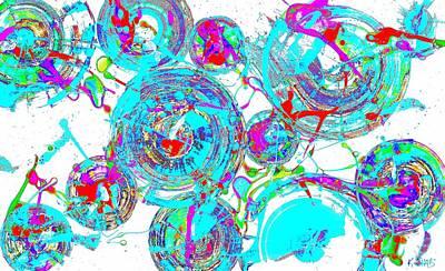 Spheres Series 1511.021413invfddfs-sc-2 Poster