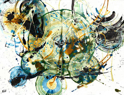 Spherical Joy Series 170.171.011011 Poster