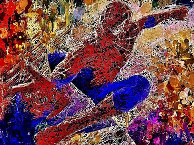 Spiderman 2 Poster