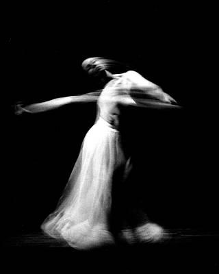 Spinning Dance Poster