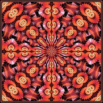 Spiral  Caverns K8 Tile 07012017-1 Poster