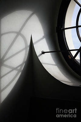 Spiral Window Poster by Ana Mireles