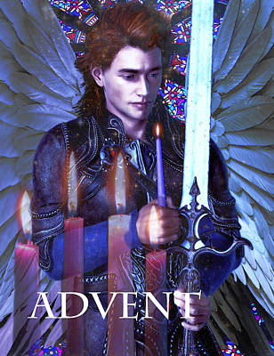 Spirit Of Advent Poster