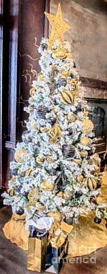 Spirit Of Christmas Poster