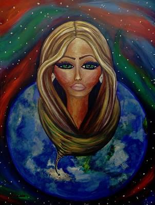 Spiritual Awakening Poster by Teressa Nichole