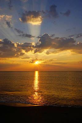 Spiritual Sunrise Poster