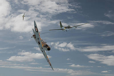 Spitfire - Summer 1940 Poster