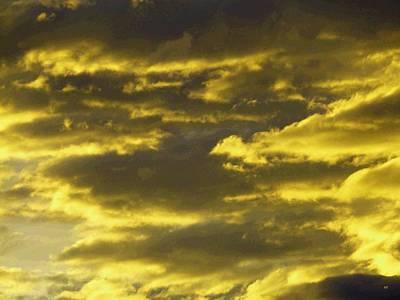 Splendid Cloudscape 10 Poster by Will Borden