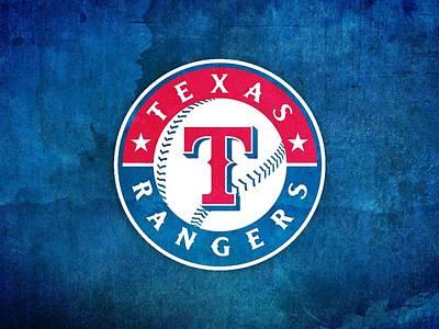 Sports Texas Rangers                    Poster