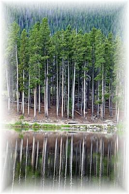 Sprague Lake 03 Poster