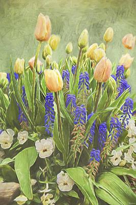 Spring Art - Life Captured Poster by Jordan Blackstone