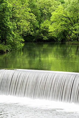 Poster featuring the photograph Spring At Buck Creek by Parker Cunningham