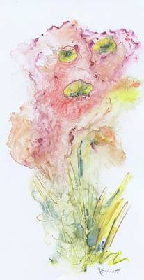Spring Comes Softly Poster by Marsha Elliott