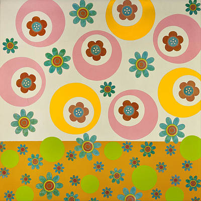 Spring Delight Poster by Gloria Rothrock