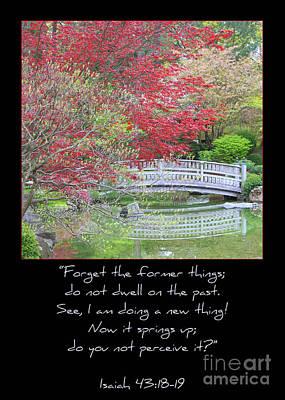 Spring Revival Poster by Carol Groenen