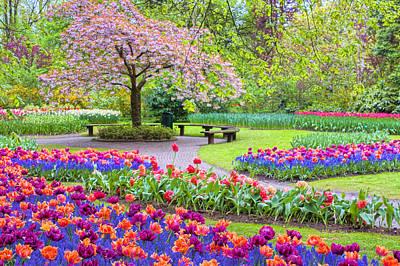 Spring Season Poster