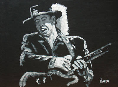SRV Poster by Pete Maier