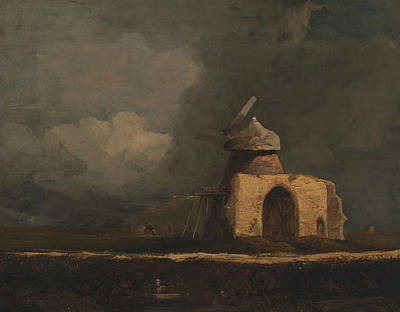 St. Benet's Abbey  Poster by John Sell Cotman
