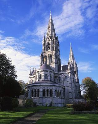 St Finbarrs Cathedral, Cork City, Co Poster