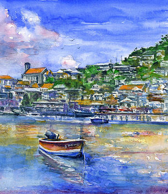 St. George Grenada Poster