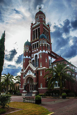 St. Johns Cathedral 1 Poster