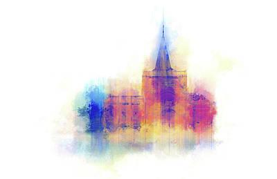 St. Johns Impressions Poster