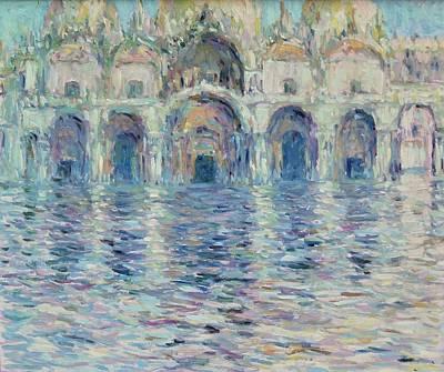 st-Marco square- Venice Poster