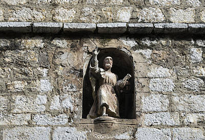 St Paul De Vance Poster