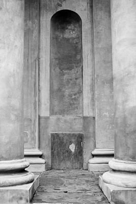 St. Philips Church Pillars II Poster by Dustin K Ryan