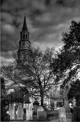 St. Phillip Graveyard  Poster by Drew Castelhano