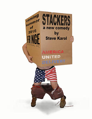 Stackers Poster Poster