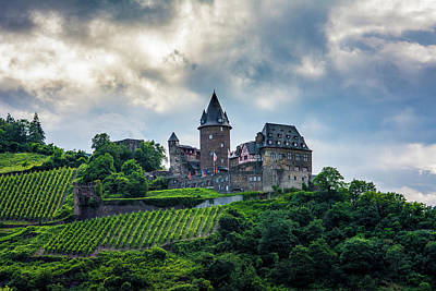 Stahleck Castle Poster
