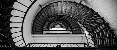 Stair Master Poster by Kristopher Schoenleber